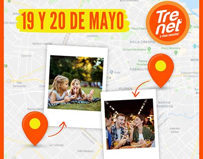 Trenet - Redes Sociales - FCB&FiRe