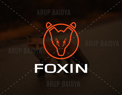 FOXIN LOGO DESIGN
