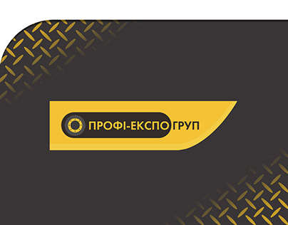 Logotype and Brand Identity for Profi Expo Group