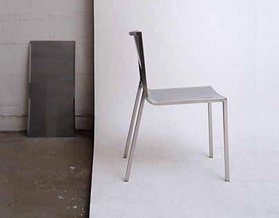 The Plate Chair