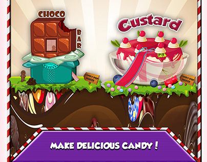 Candy Maker Game