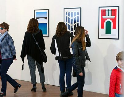 Carreras x Napoli — Art print series and exhibition