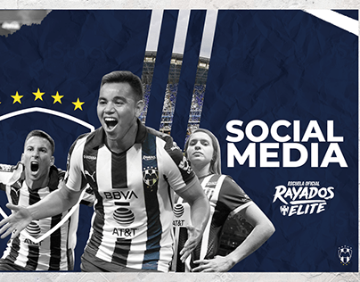Rayados Elite Social Media