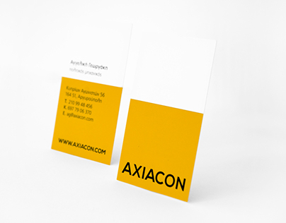 AXIACON Corporate ID