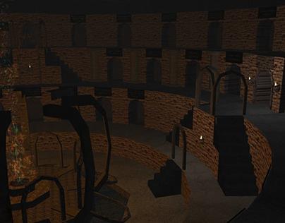 DSC Teleport Center - In the 3D Virtual world, Alphawor