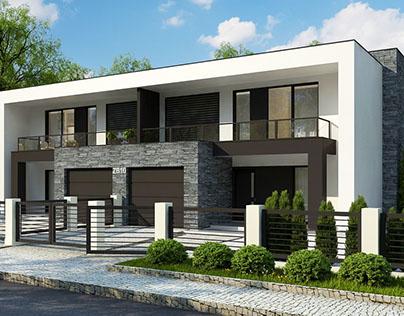 Zb10 - gotowy projekt domu