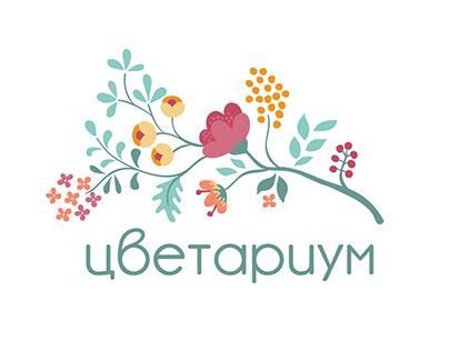 Illustrations for florist