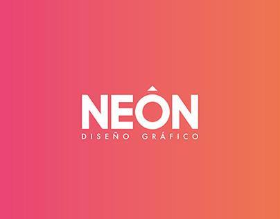 Logo - Neón Diseño Gráfico