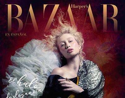 Renacimiento - Harper's Bazaar MX OCT 2018