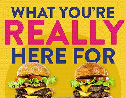 POPS Beyond Better Burgers Burger Photoset