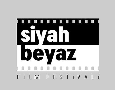 SiyahBeyaz Film Festival Concept Study