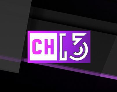 Channel 13 Rebrand 2018