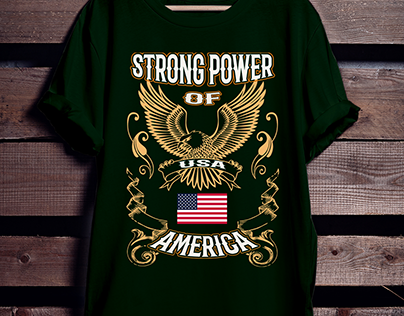 STRONG POWER OF AMERICA