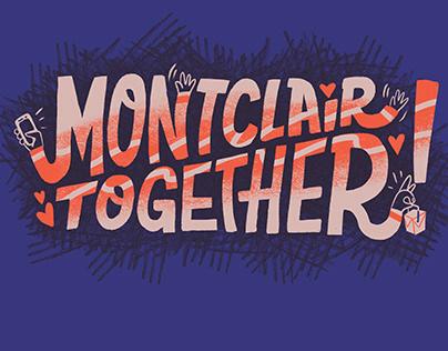 Montclair NJ Townwide Initiative Illustrations