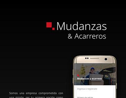 Diseño UX/UI App