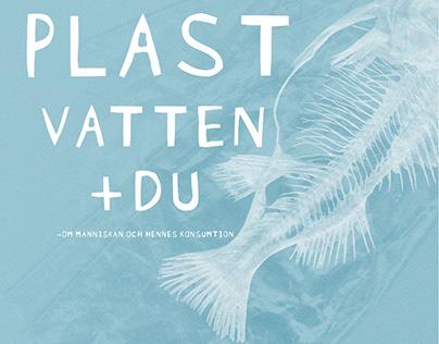 Plast,vatten + du