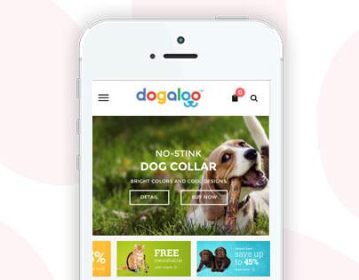 Dogaloo Website