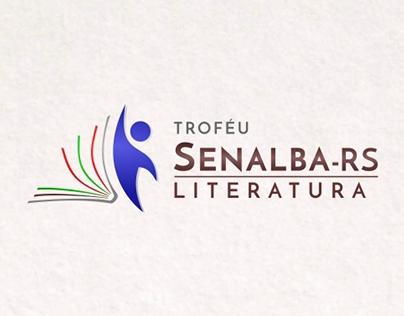 Identidade visual Troféu Senalba