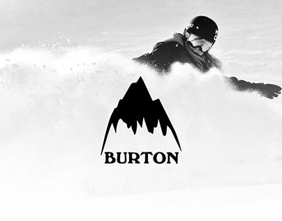Burton - App Concept