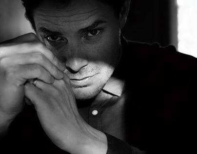 british Actor & Tudors / Downton Abbey Star MAX BROWN