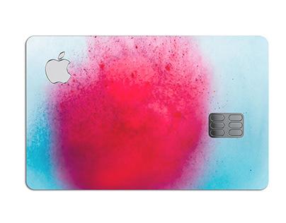 Apple card skin