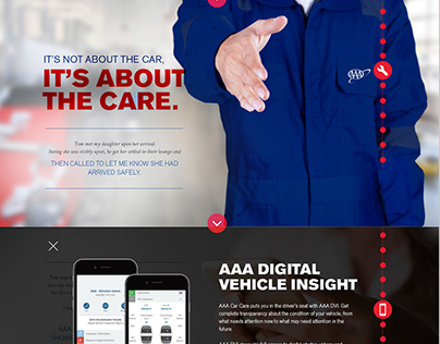 AAA Brand Refresh Campaign - 2