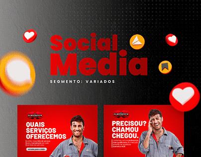 Social Media - Variados
