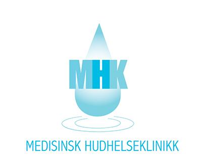 Logo for medisinsk hudhelseklinikk