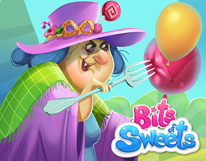 Bits of Sweets: Story