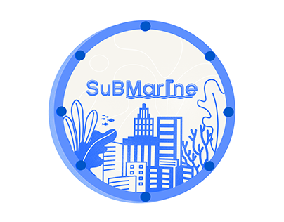 Sustainable Businesses for Marine Conservation Logo