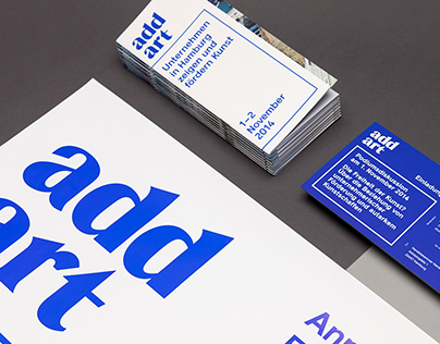 addart - corporate design
