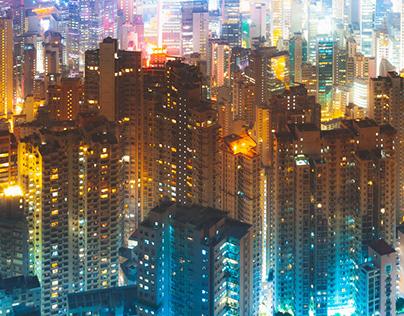 Hong Kong - Dimensions Of Urban Aesthetics