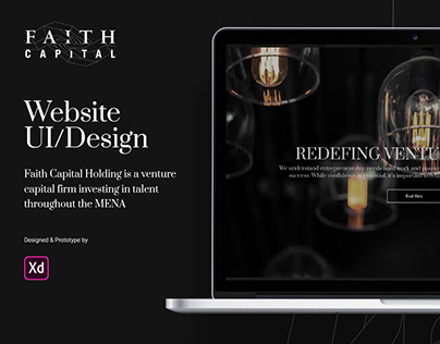 Faith Capital Website
