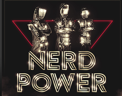 Cover Art [POWER NERD]