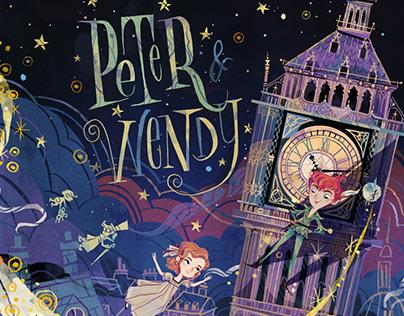 Peter & Wendy - Calendar 2020