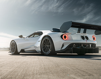 Ford GT MKII #11