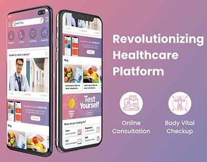 Revolutionizing Healthcare Platform