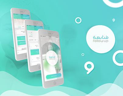 Follow-up Mobile App