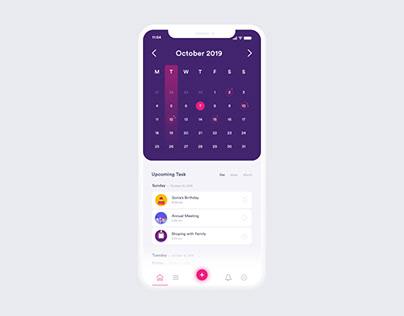 To Do App Concept