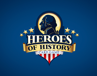 HEROES OF HISTORY LOGO