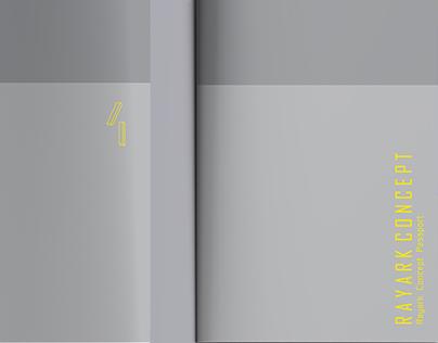 RAC 雷亞概念 活動護照 / 平面設計