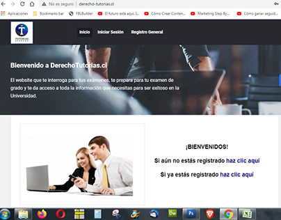 Sitio Web de Preguntas y Respuestas - Chile