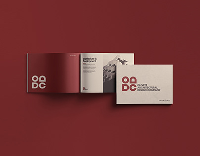 Brand Identity System for OACD