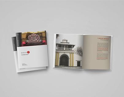 Catalogue of Keraton Sumenep Museum - Editorial Design