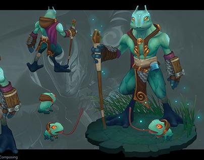 Sigil the Marsh Warden