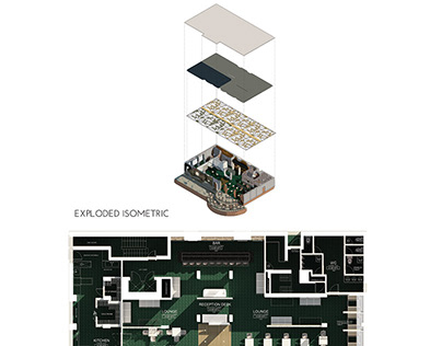 3rd Yr Project - Restaurant space