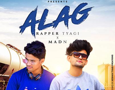 ALAG - Publicity Design