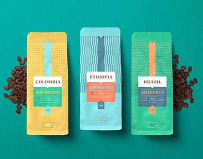 Coffee Packaging | Nordic Blend
