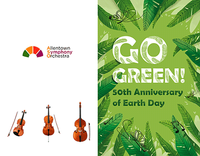 Youth Concert 2020 - Go Green! 50th Anniversary Of Eart