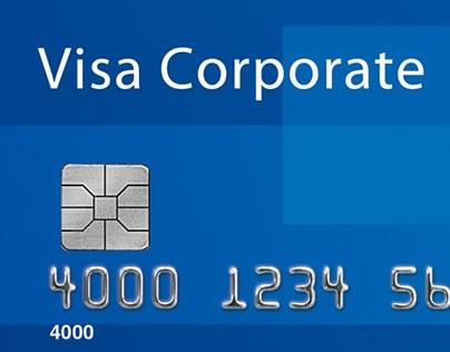 VISA - CORPORATE PURCHASING CARD